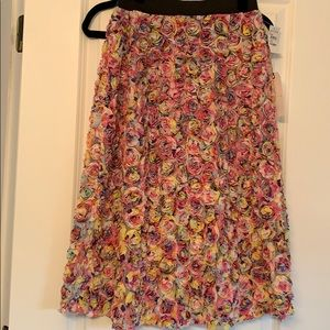 Leith NWT multi colored Skirt